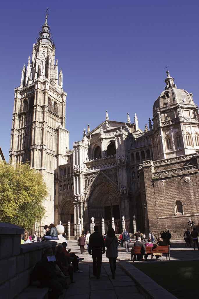 Catedral de Toledo - Ruta Cristiana