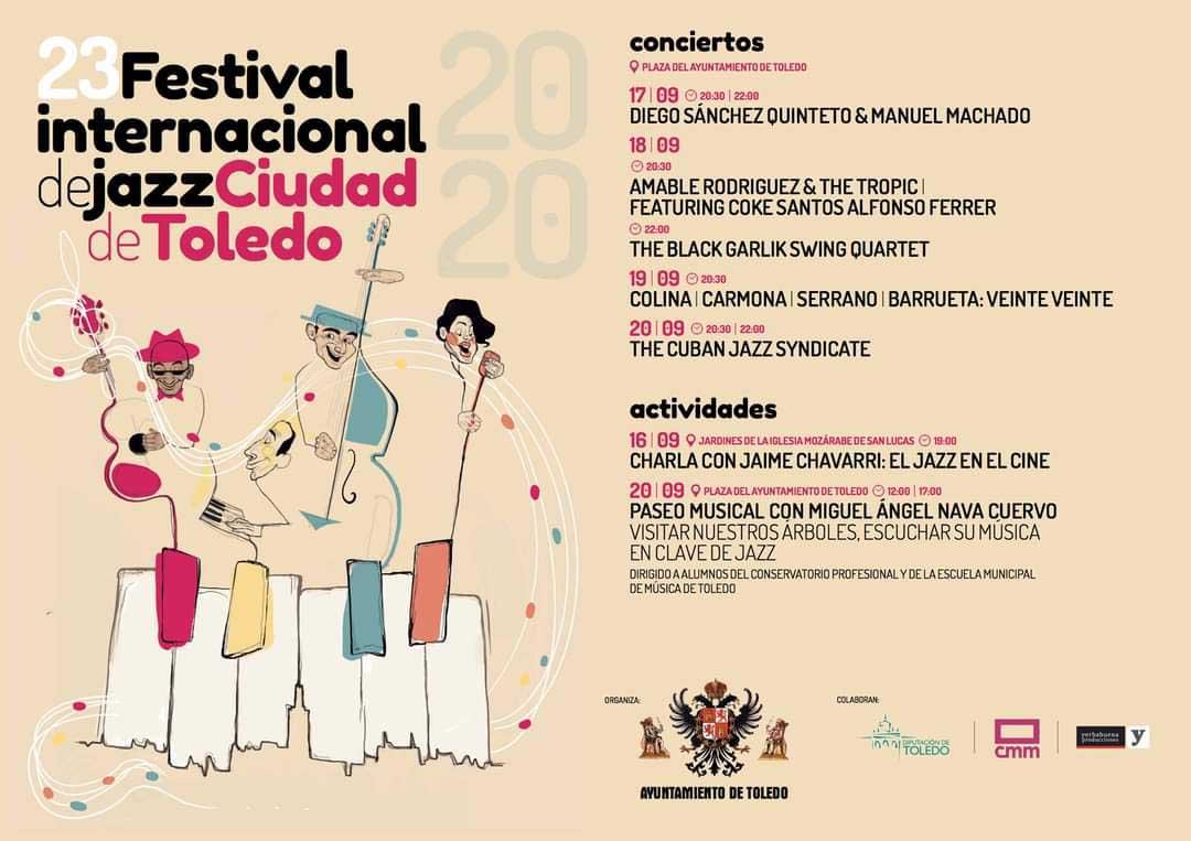 Festival de Jazz de Toledo 2020