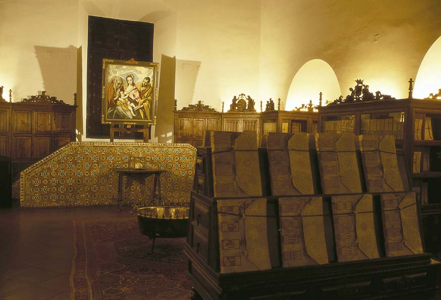 Archivo de la Nobleza del Hospital de Tavera Toledo