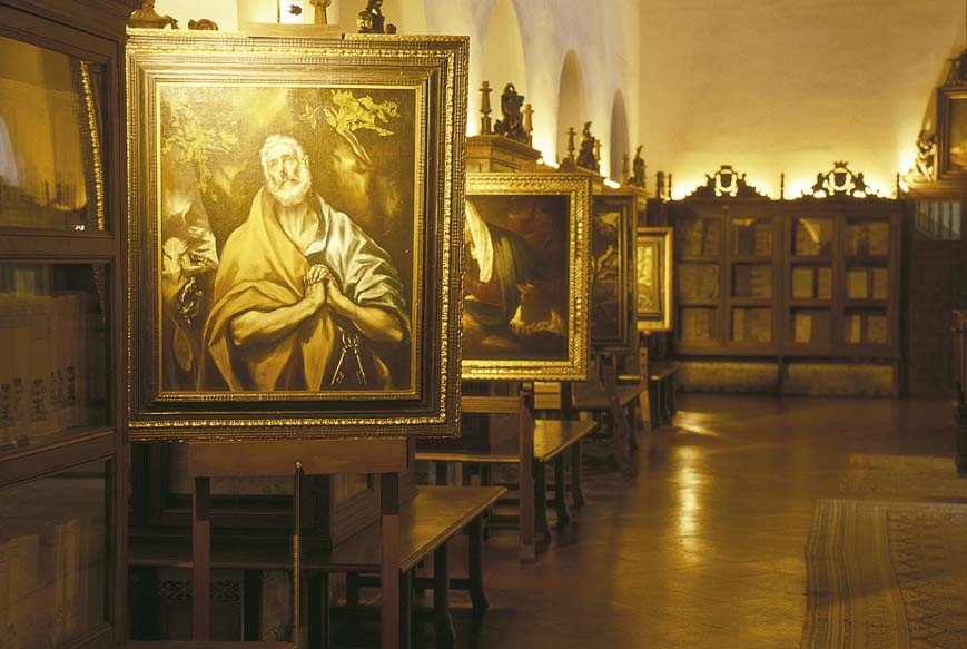 Museo Casa Ducal de Medinaceli - Hospital de Tavera