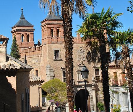 Puerta del Cambron en Toledo