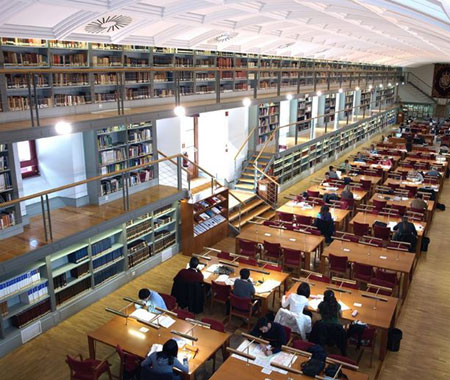 Biblioteca de Castilla La Mancha