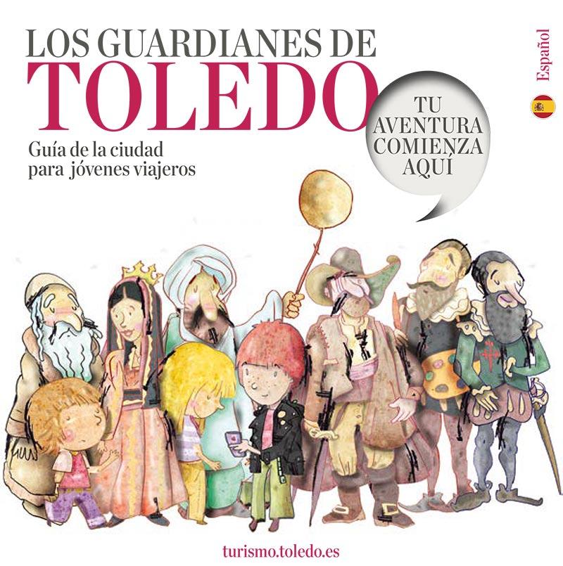 Guia de turismo familiar Los Guardianes de Toledo