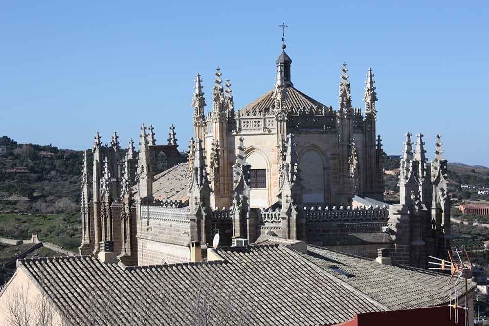 Cimborrio del Monasterio de San Juan de los Reyes