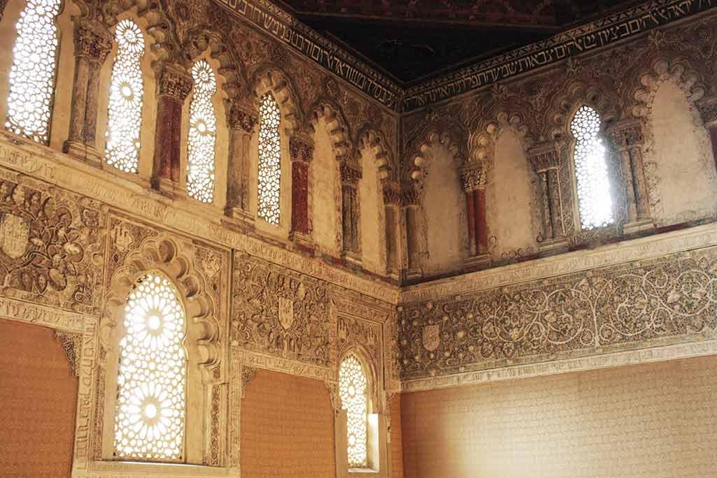 Sinagoga del Tránsito de Toledo