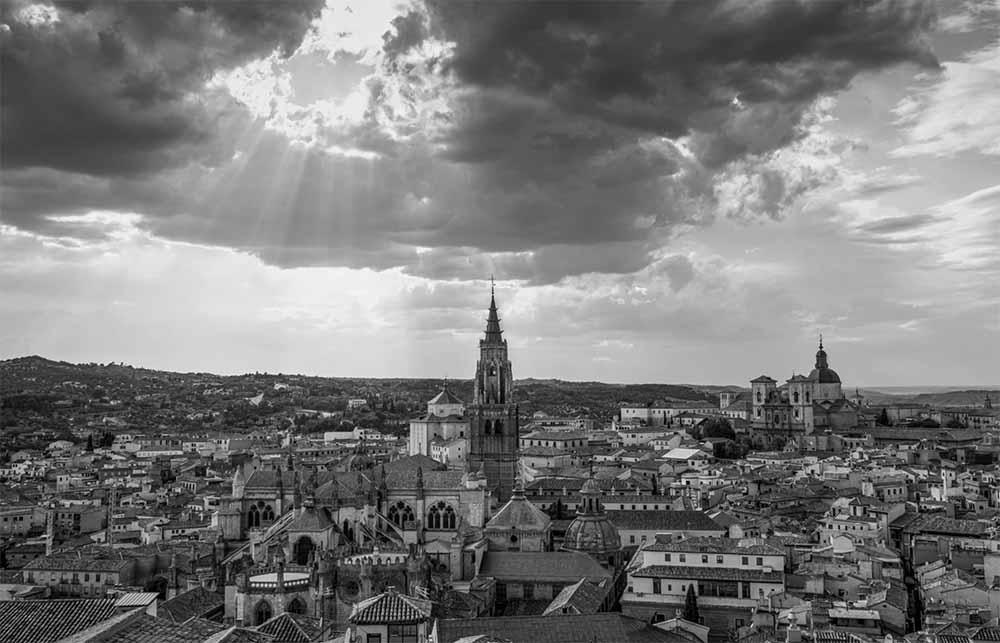 Una tarde en el Alcázar de Toledo
