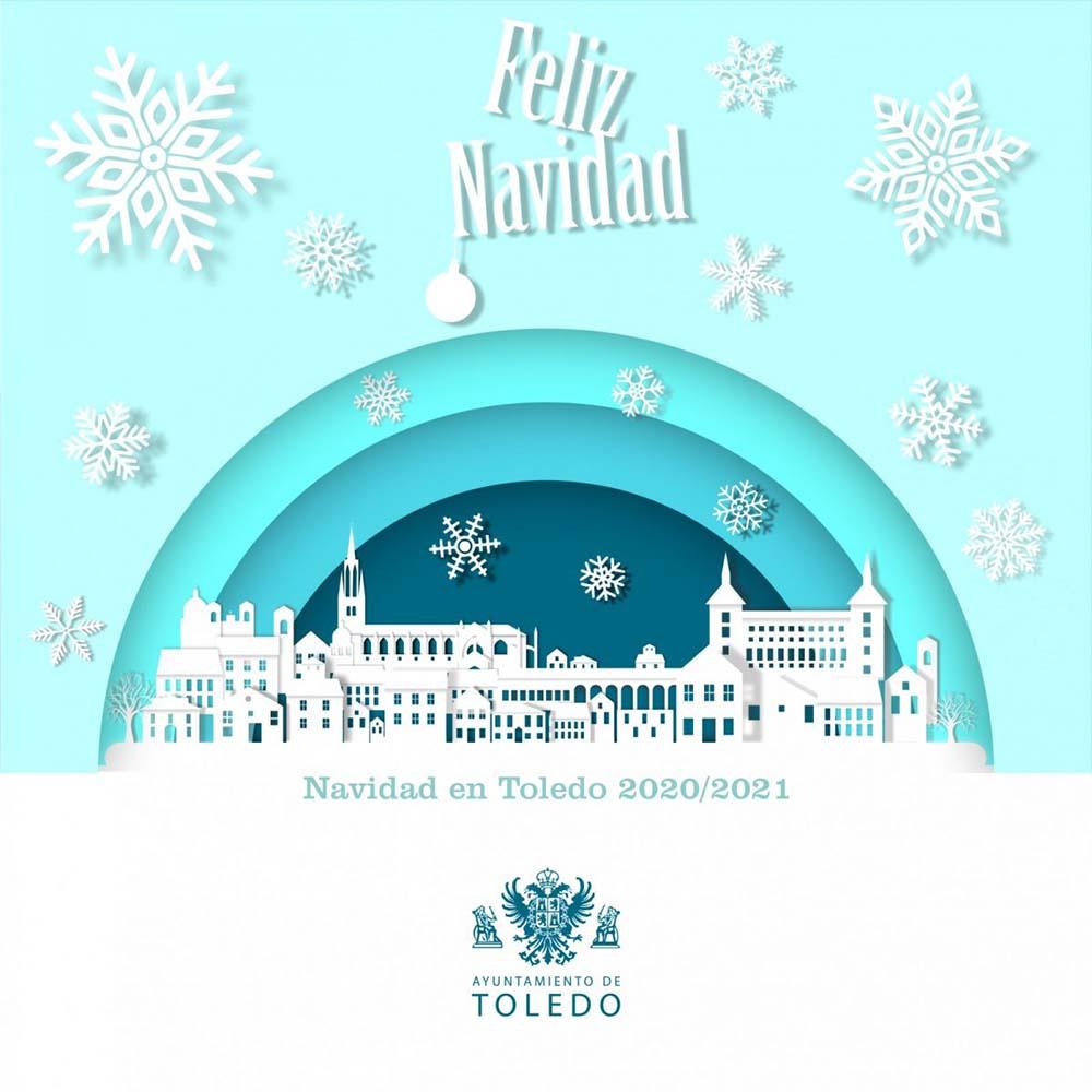 Portada de la Programación Navidad en Toledo 2020-2021