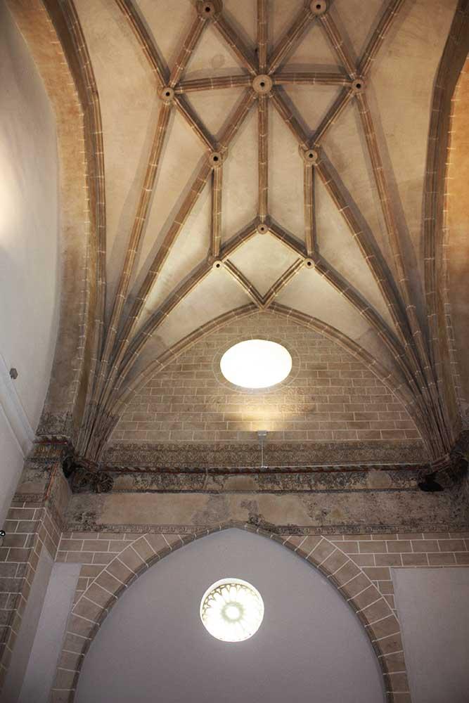 Interior del Oratorio de San Felipe Neri en Toledo