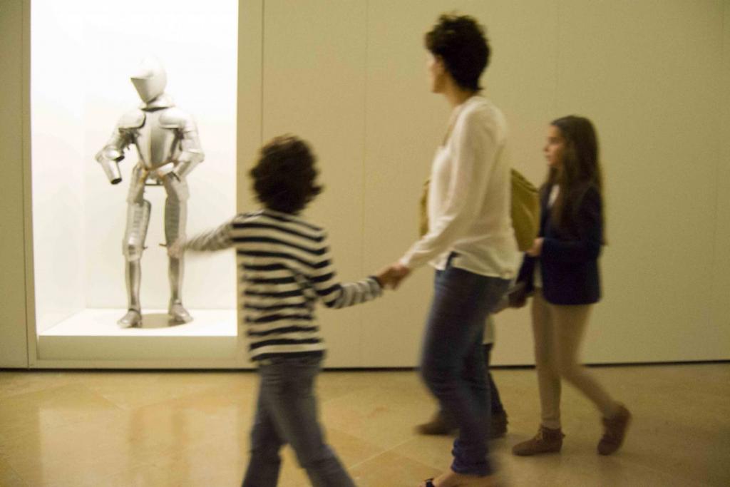 Museo en familia - Museo del Ejército